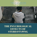 The Psychological Effects of Stereotyping: A Study Through the Lens of Asexuality