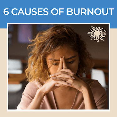 Causes Workplace Burnout Blog Erin R
