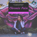 Self-Guided Approaches to Bring Relief from Chronic Pain, with Regina Tosca, LICSW