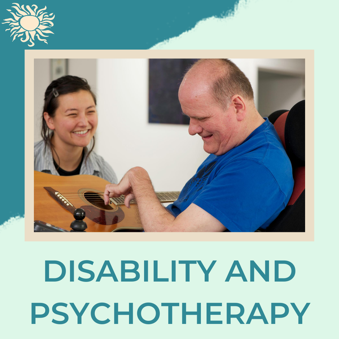 disability and psychotherapy blog