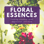 6 Floral Essences to Improve your Anxiety, Insomnia, Mood, and More!