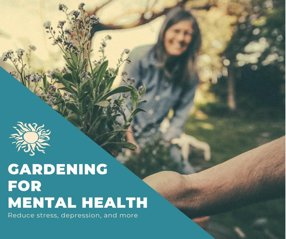 gardening mental health