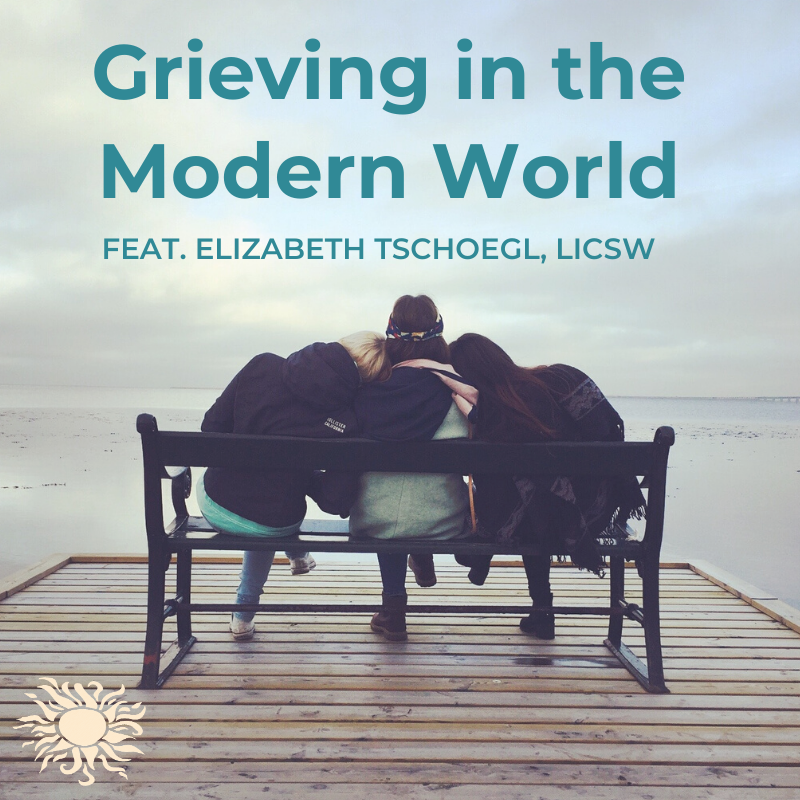 Grief Blog Liz