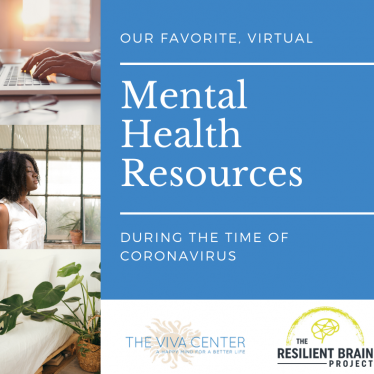Mental Health Resources Coronavirus Blog
