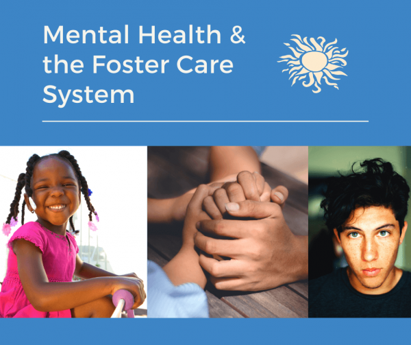 Mental health in foster care blog