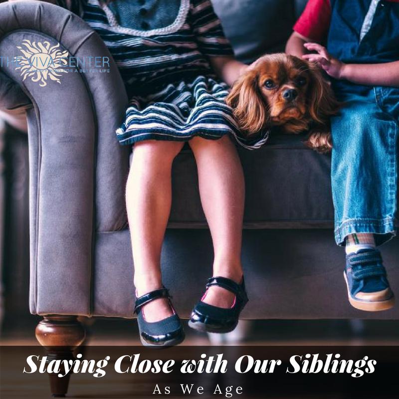 Sibling Age Blog
