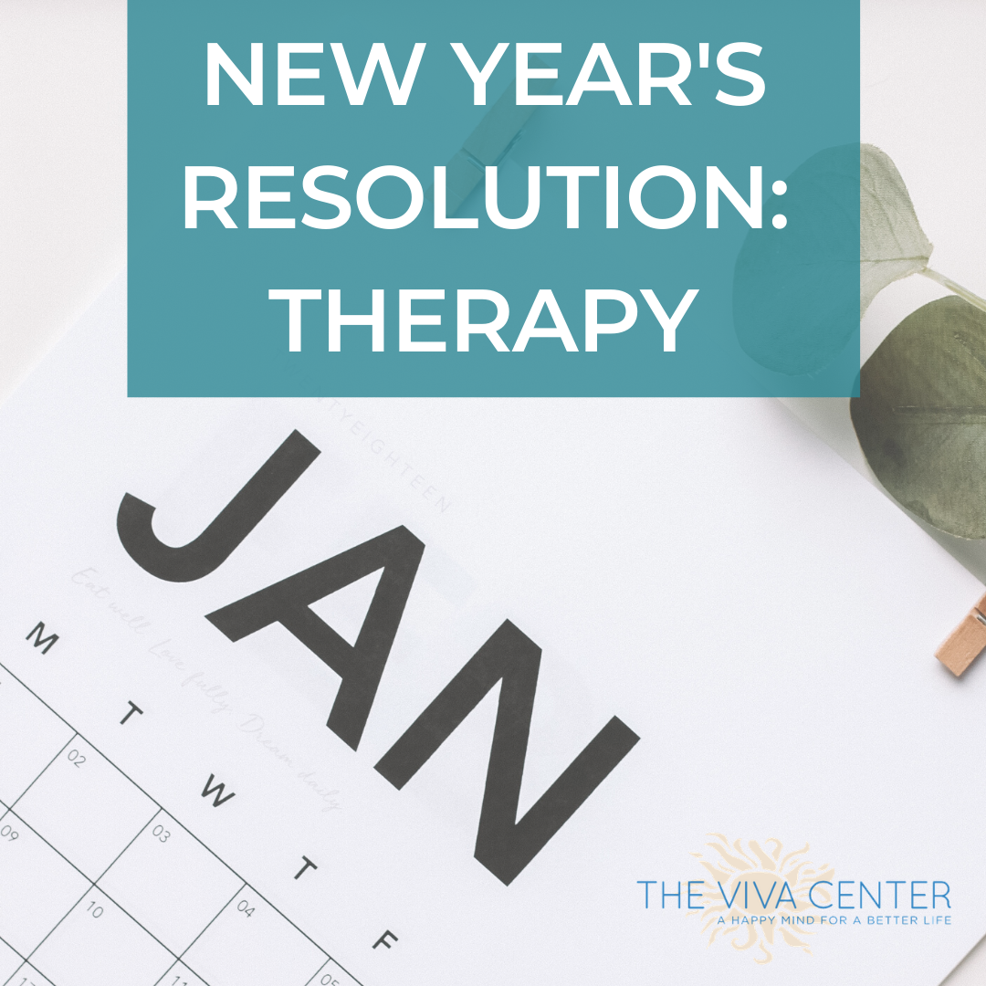 New Years Resolution Therapy