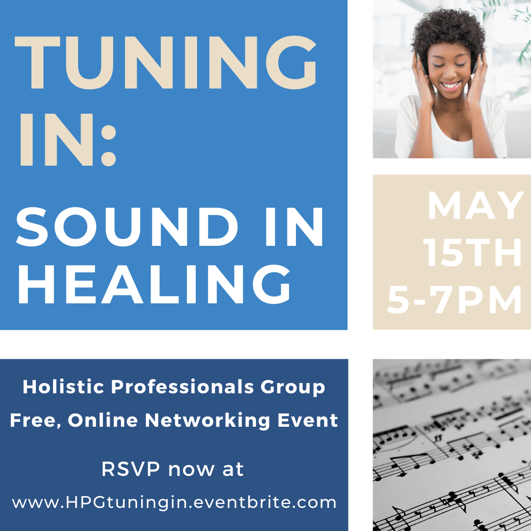 Tuning In Sound Healing HPG