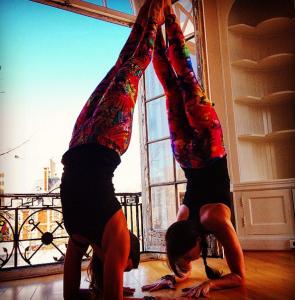 Yoga_Inversion