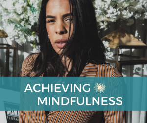 Mindfulness blog