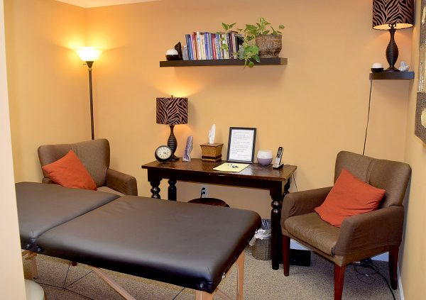 Fauna Therapy Rental Room
