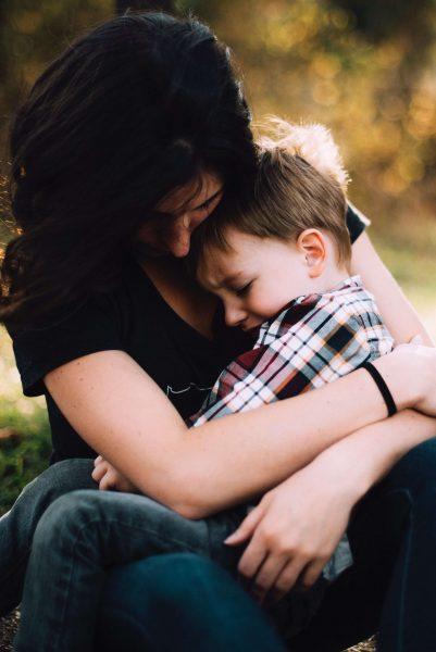 Parent childhood trauma
