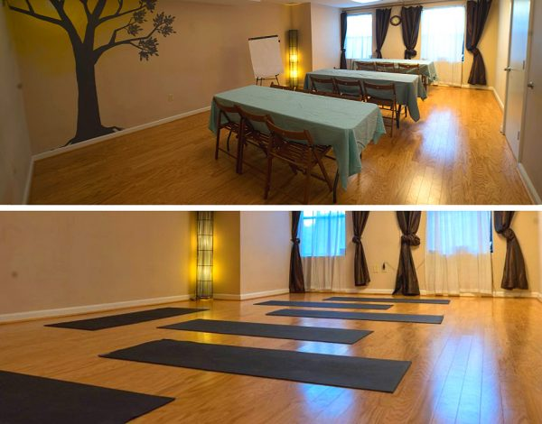 Sandstone Room Rental