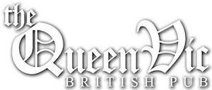 The Queen Vic Pub ITT logo
